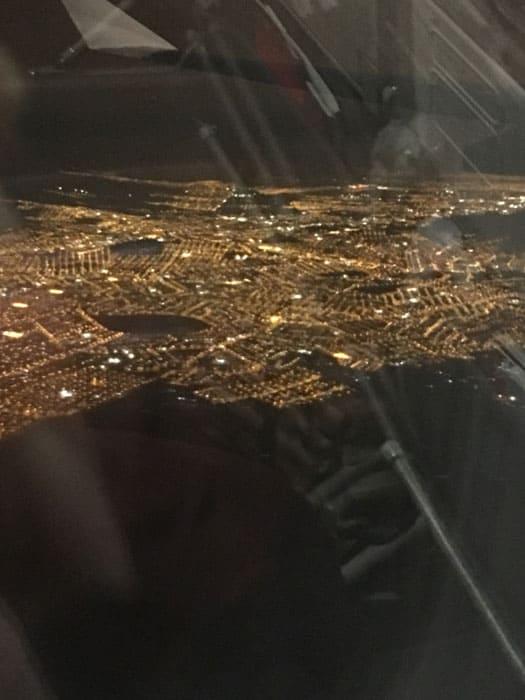 Approaching Lima